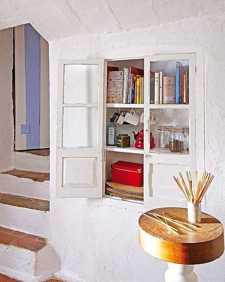 adelaparvu.com despre casa veche de tara modernizata, casa Spania, proiect Ca La Bonica, arhitecti Lizarriturry Tuneu Arquitectura  (14)