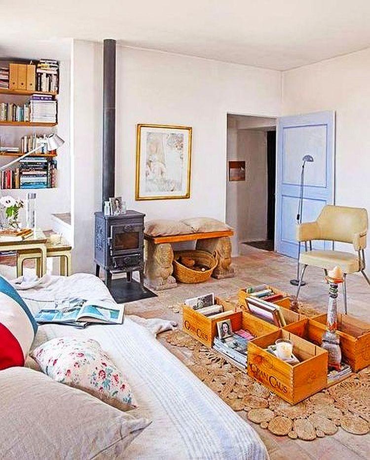 adelaparvu.com despre casa veche de tara modernizata, casa Spania, proiect Ca La Bonica, arhitecti Lizarriturry Tuneu Arquitectura  (22)
