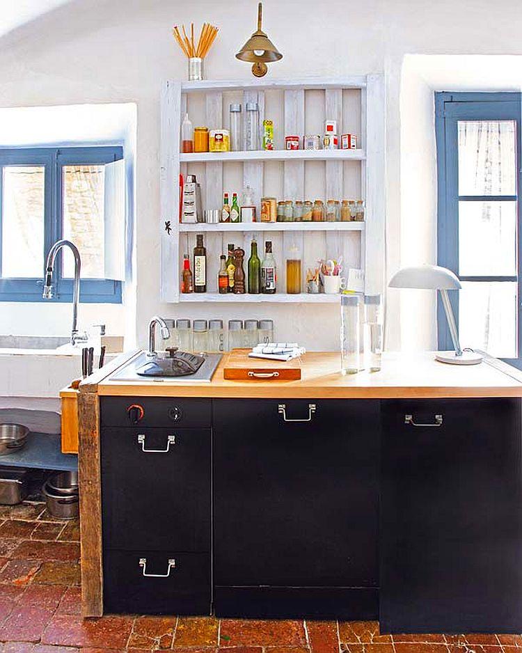 adelaparvu.com despre casa veche de tara modernizata, casa Spania, proiect Ca La Bonica, arhitecti Lizarriturry Tuneu Arquitectura  (26)