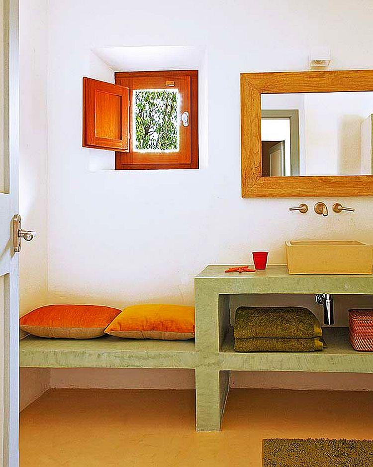 adelaparvu.com despre casa veche de tara modernizata, casa Spania, proiect Ca La Bonica, arhitecti Lizarriturry Tuneu Arquitectura  (29)
