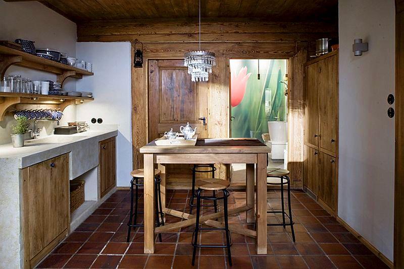 adelaparvu.com despre casa veche taraneasca cu acoperis din stuf trasformata in casa eco, arhitect Magda Adamus, Foto Rafal Lipski (10)