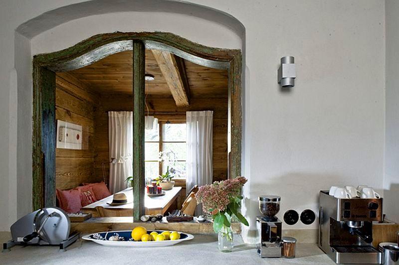adelaparvu.com despre casa veche taraneasca cu acoperis din stuf trasformata in casa eco, arhitect Magda Adamus, Foto Rafal Lipski (11)