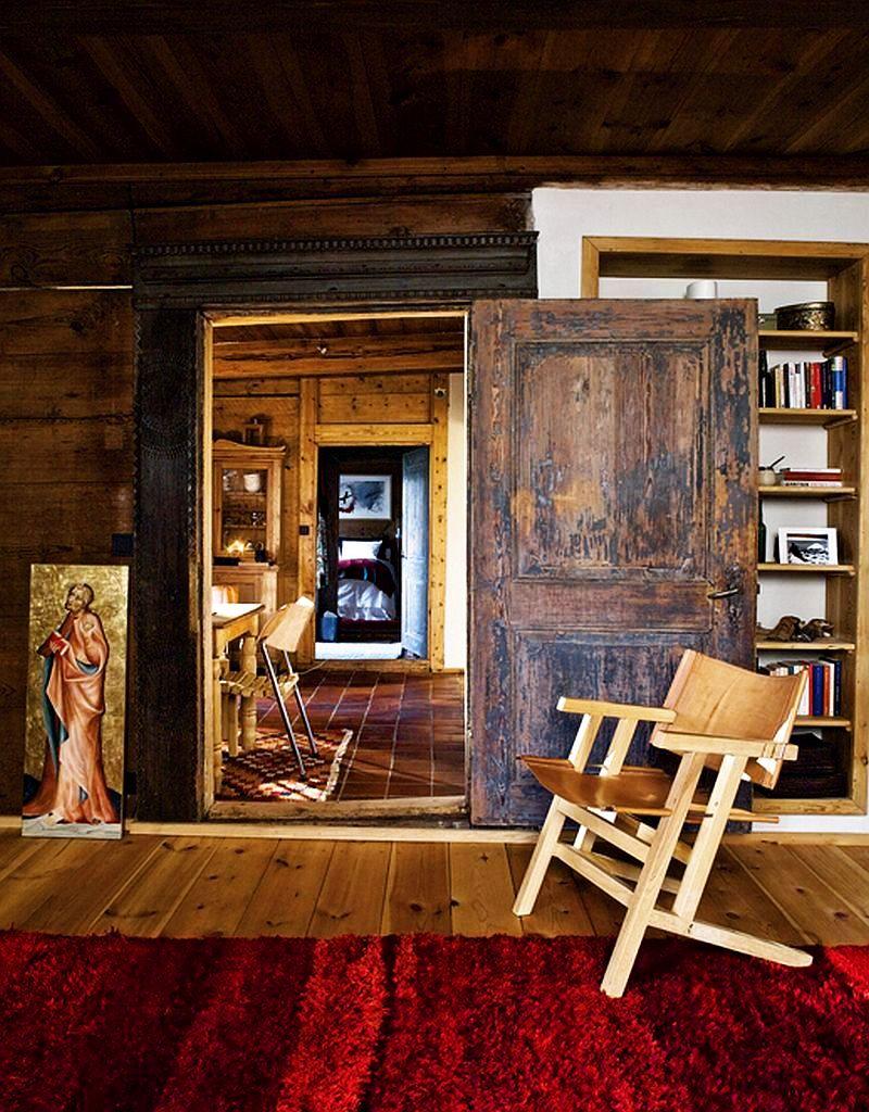 adelaparvu.com despre casa veche taraneasca cu acoperis din stuf trasformata in casa eco, arhitect Magda Adamus, Foto Rafal Lipski (4)