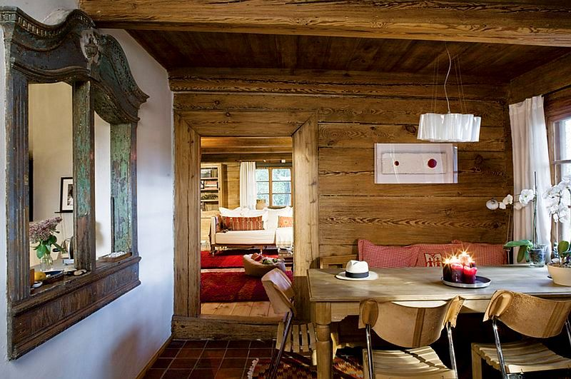adelaparvu.com despre casa veche taraneasca cu acoperis din stuf trasformata in casa eco, arhitect Magda Adamus, Foto Rafal Lipski (8)