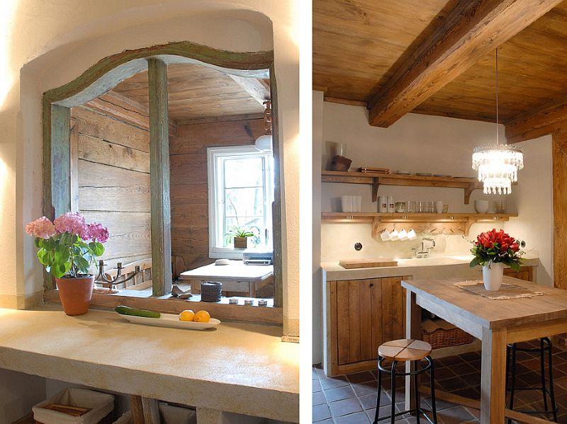 adelaparvu.com despre casa veche taraneasca cu acoperis din stuf trasformata in casa eco, arhitect Magda Adamus, Foto Tomirri Photography (8)