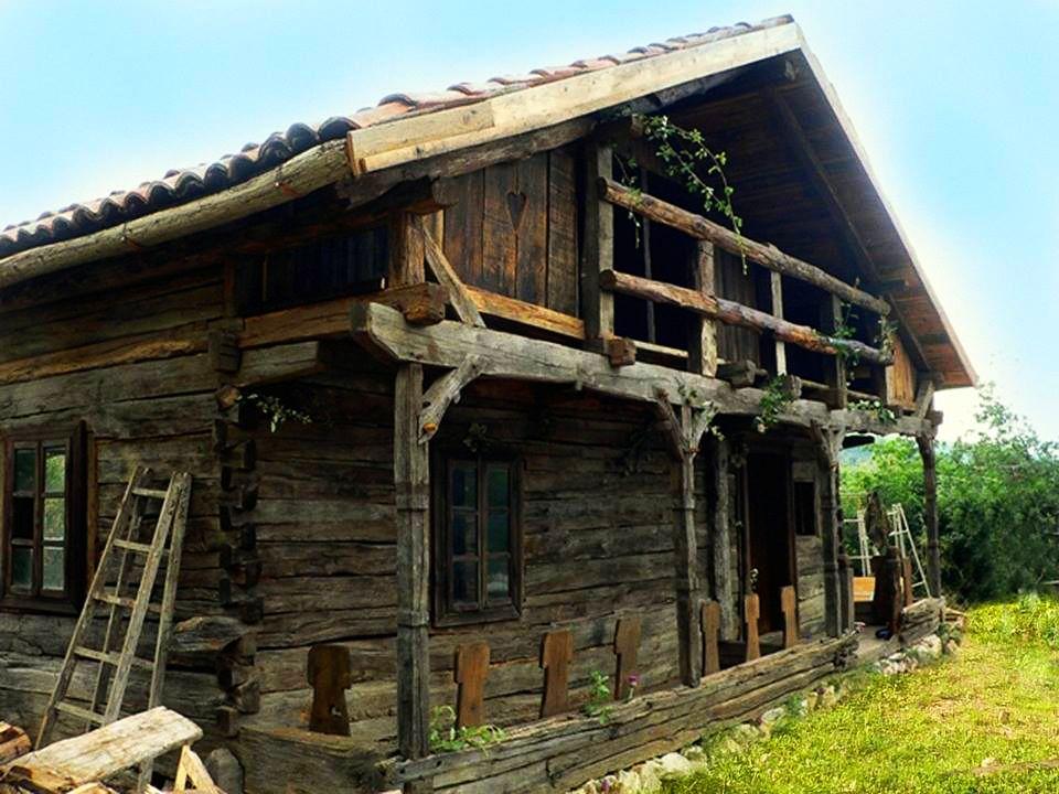 adelaparvu.com despre case din lemn vechi, mester Danut Hotea, case rustice din lemn (19)