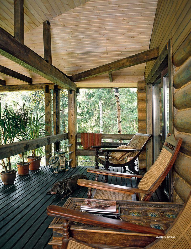 adelaparvu.com despre casele din lemn ale arhitectilor, arhitect Victoria Polyanskaya  (4)