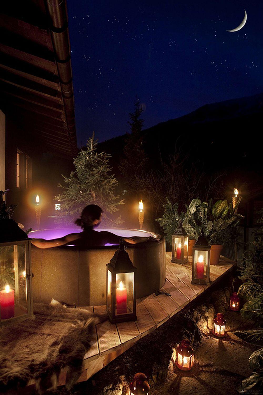 adelaparvu.com despre chalet Maldeghem in Klosters Elvetia, cabana de munte in stil rustic alpin (9)