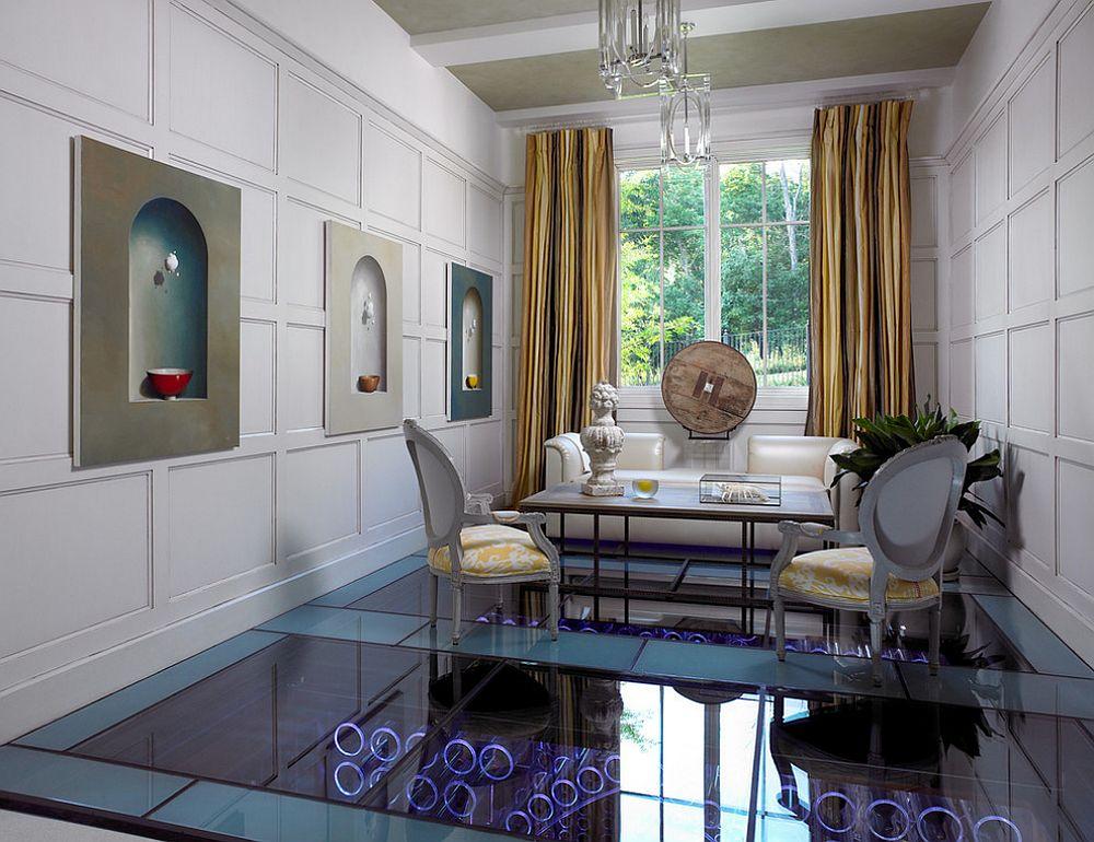 adelaparvu.com despre crama cu mobila transparenta si iluminat LED, design interior Beckwith Interiors Foto Kim Sargent (2)