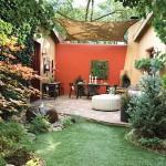 adelaparvu.com despre curte mica transformata in gradina, gradina mica gen patio intre calcane, design Mark Design Foto Chris Martinez (1)