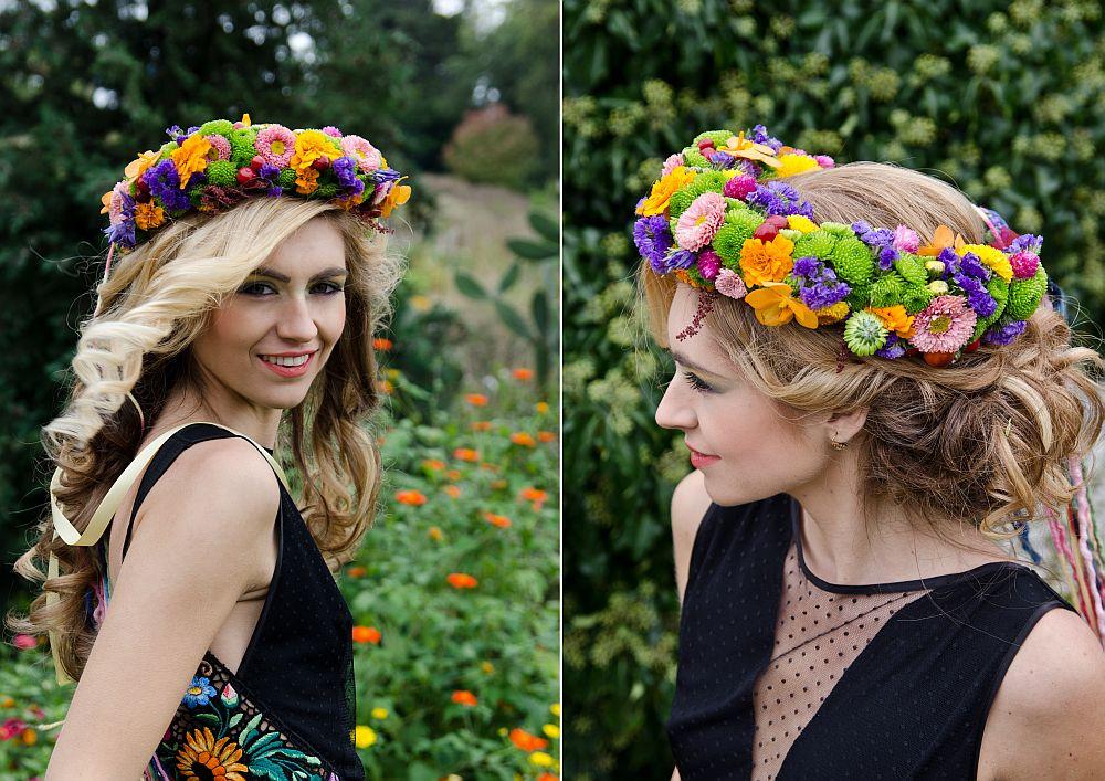 adelaparvu.com despre design floral, Fashion&Flowers show, designers Andreea Stor si Rosa Valls (19)