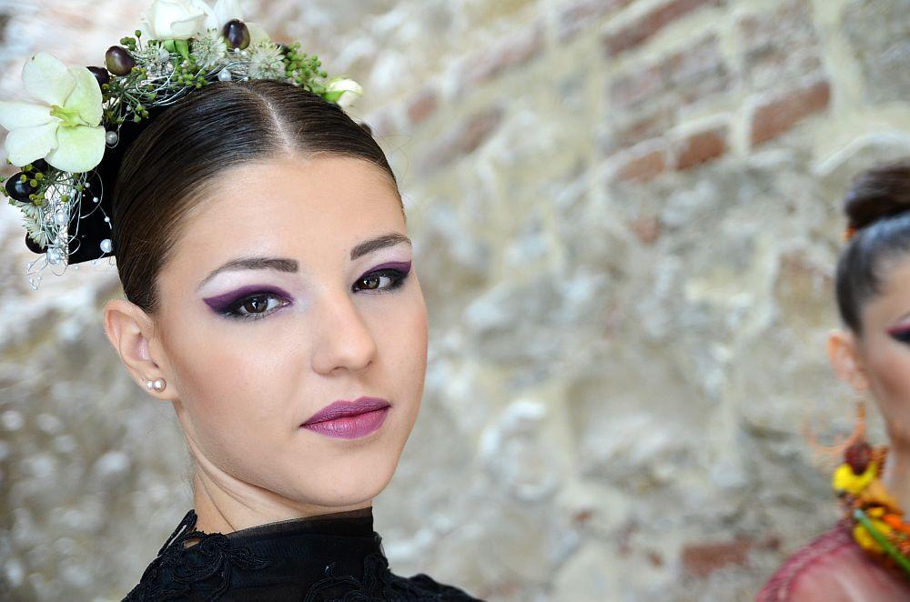 adelaparvu.com despre design floral, Fashion&Flowers show, designers Andreea Stor si Rosa Valls (23)