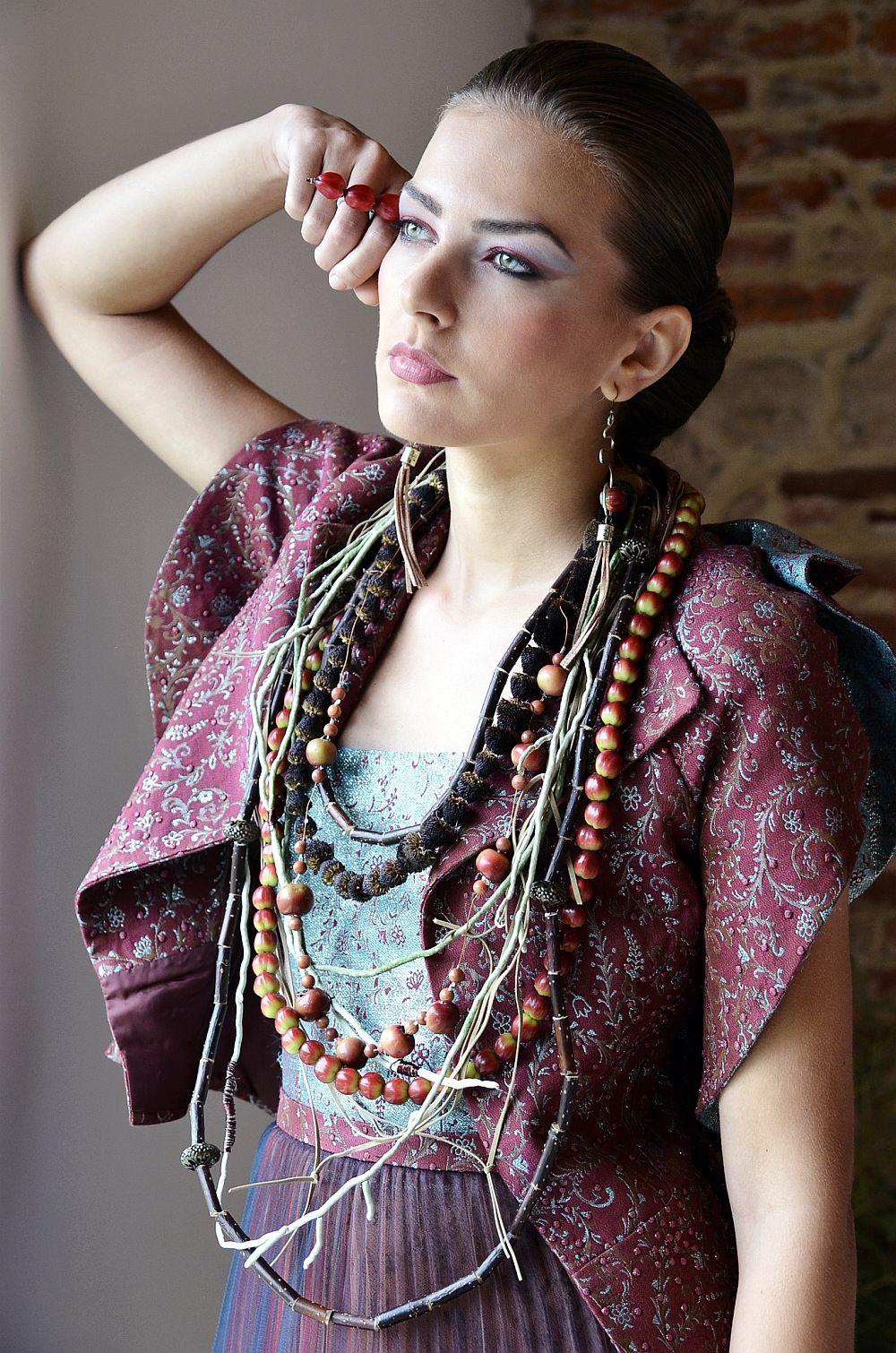adelaparvu.com despre design floral, Fashion&Flowers show, designers Andreea Stor si Rosa Valls (6)