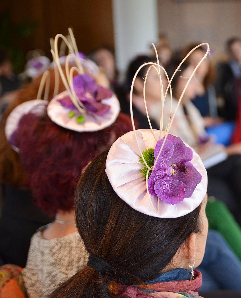 adelaparvu.com despre design floral, Fashion&Flowers show, designers Andreea Stor si Rosa Valls (9)