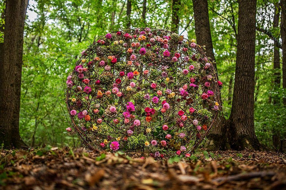 adelaparvu.com despre design floral, designer Nicu Bocancea, creatii publicate in International Floral Art 2014 - 2015 (6)