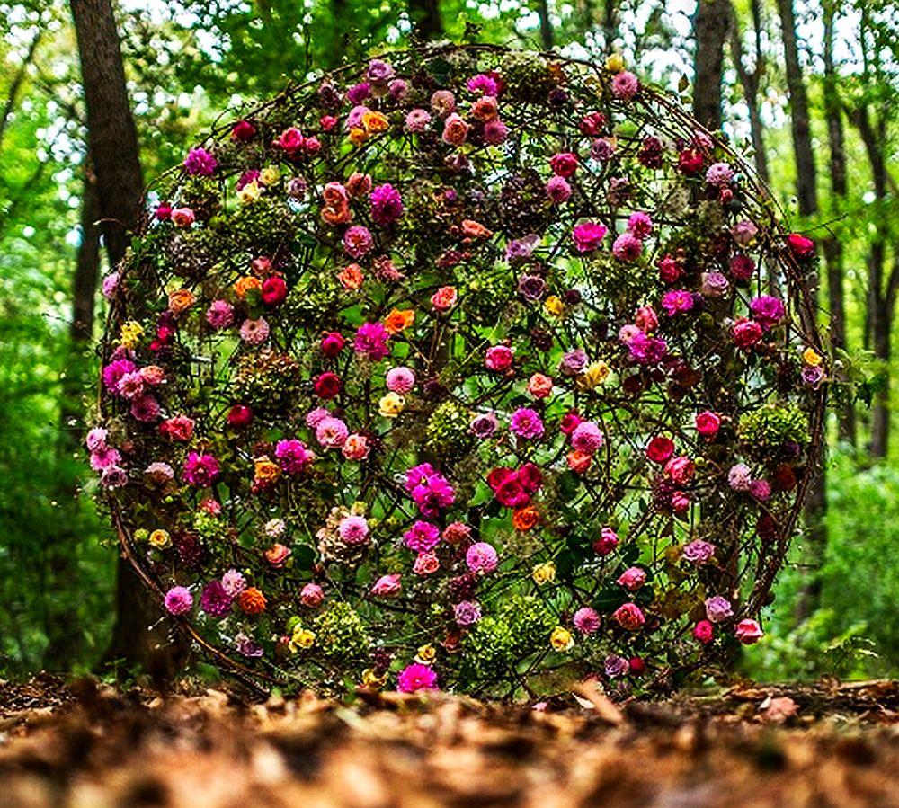 adelaparvu.com despre design floral, designer Nicu Bocancea, creatii publicate in International Floral Art 2014 - 2015 (7)