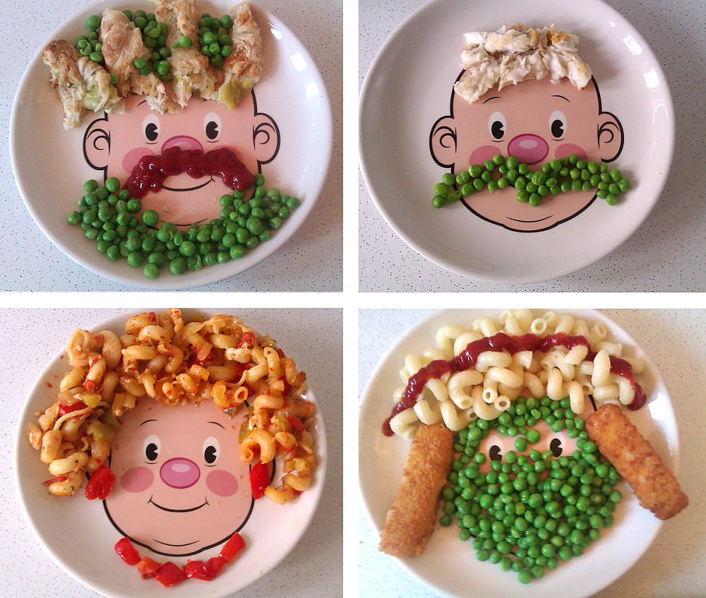 Foto Food Face, designer Jason Amendolara
