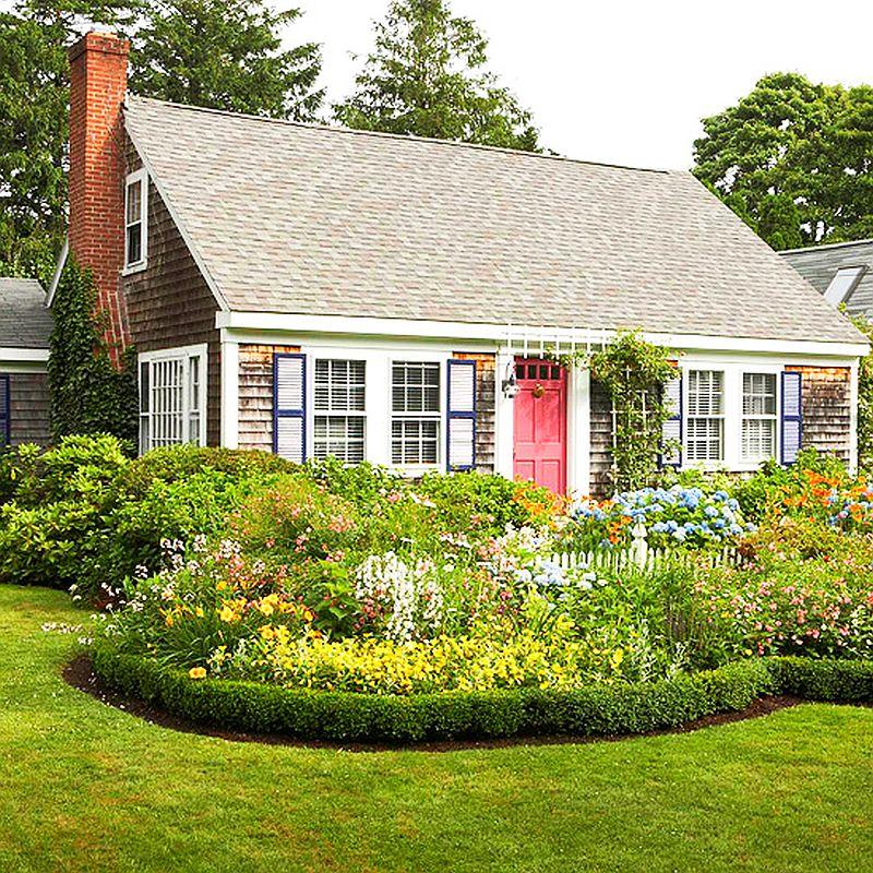 adelaparvu.com despre gradini mici cu flori, Foto BHG (2)