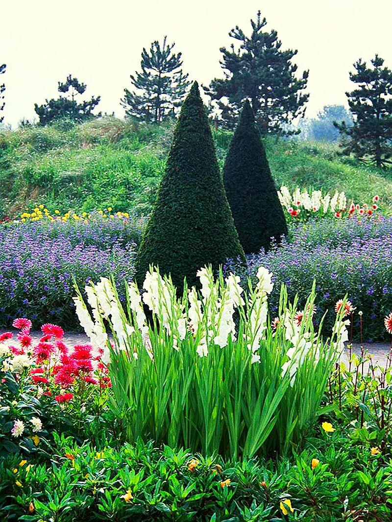 adelaparvu.com despre gradini mici cu flori, Foto BHG (3)