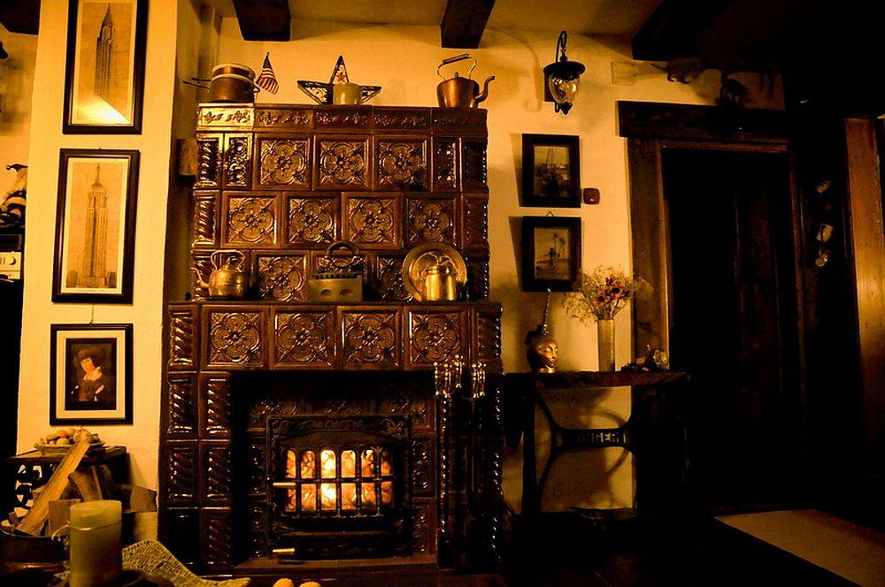 adelaparvu.com despre interior casa rustica cu gradina langa Piatra Neamt,  Foto Romulus Boicu (10)