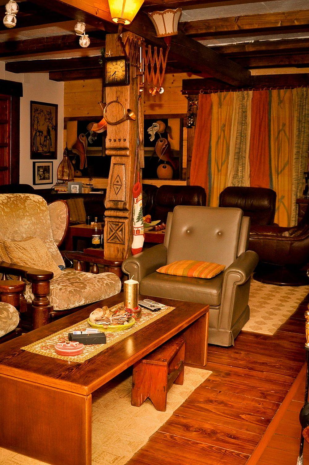 adelaparvu.com despre interior casa rustica cu gradina langa Piatra Neamt,  Foto Romulus Boicu (2)