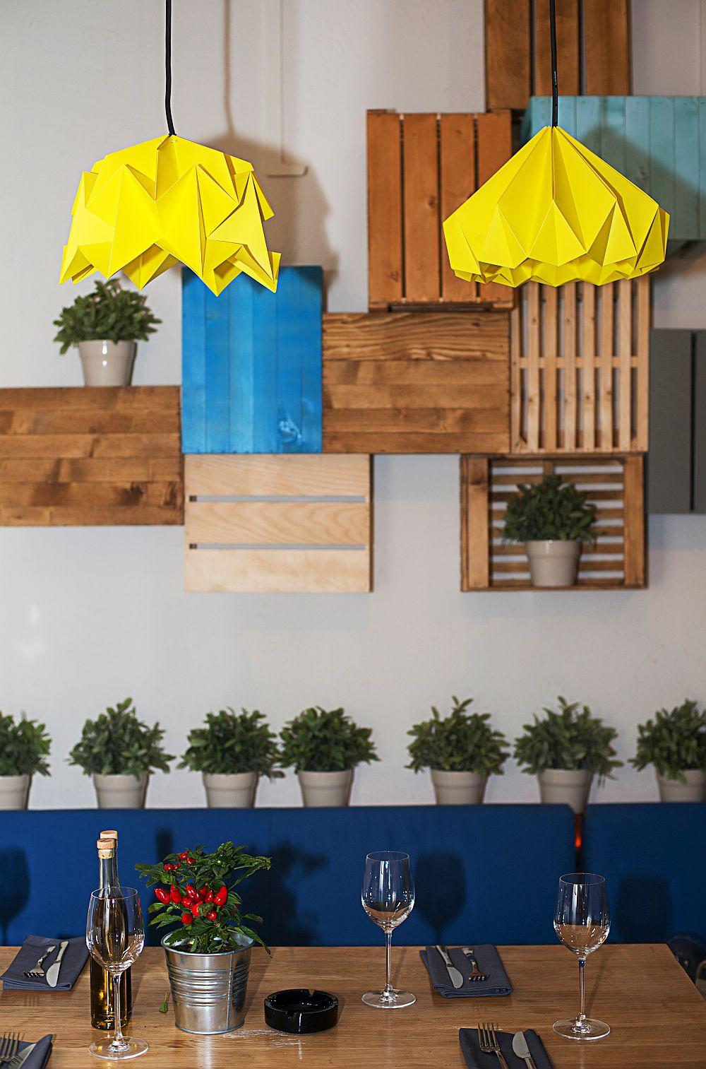 adelaparvu.com despre lampi origami, Happy Lamps, designeri Eliza Balana si Sergiu Tirziu (6)