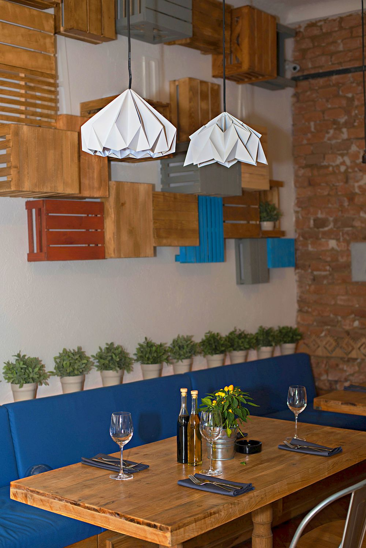 adelaparvu.com despre lampi origami, Happy Lamps, designeri Eliza Balana si Sergiu Tirziu (7)