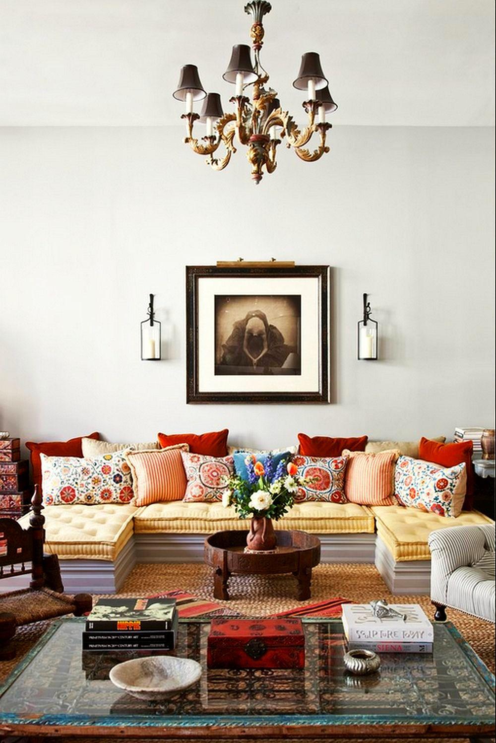 adelaparvu.com despre loft in stil eclectic cu influente marocane, morrocan style, designer Deborah French, Foto Yiorgos Kordakis (1)