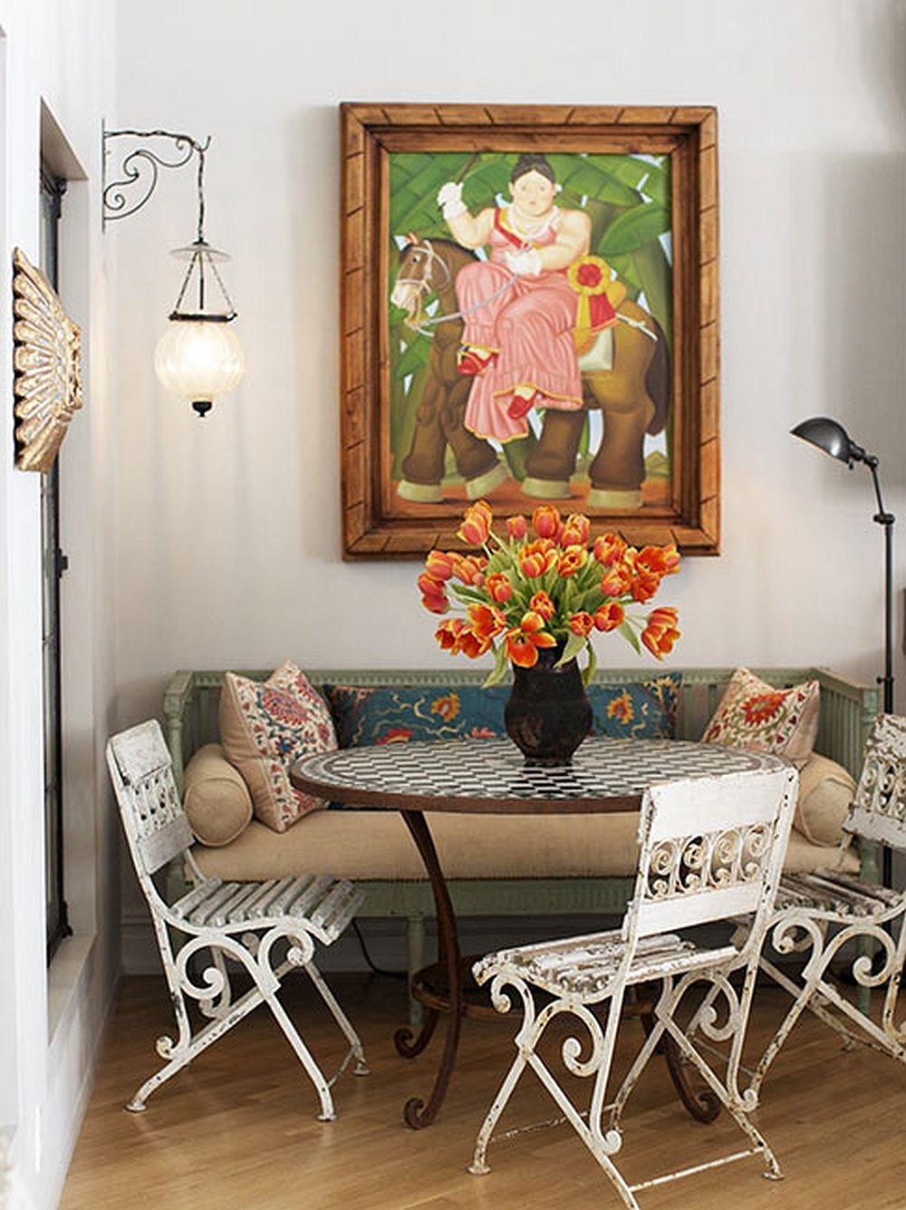 adelaparvu.com despre loft in stil eclectic cu influente marocane, morrocan style, designer Deborah French, Foto Yiorgos Kordakis (14)