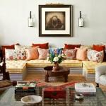 adelaparvu.com despre loft in stil eclectic cu influente marocane, morrocan style, designer Deborah French, Foto Yiorgos Kordakis (2)