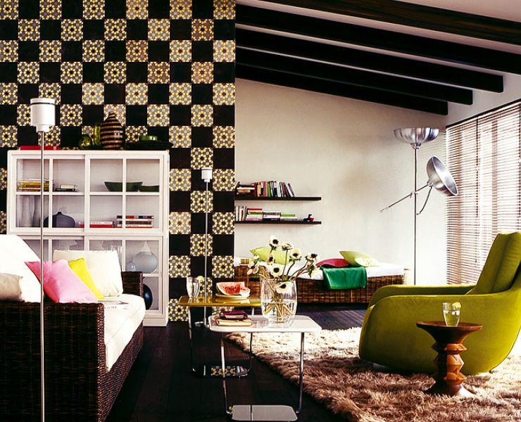 adelaparvu.com despre mobila si obiecte din impletituri la interior, Foto Schoener Wohnen  (1)