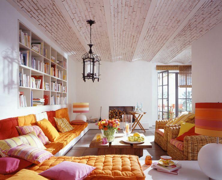 adelaparvu.com despre mobila si obiecte din impletituri la interior, Foto Schoener Wohnen  (2)