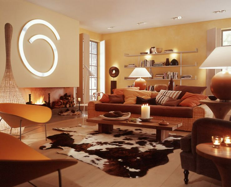 adelaparvu.com despre mobila si obiecte din impletituri la interior, Foto Schoener Wohnen  (6)