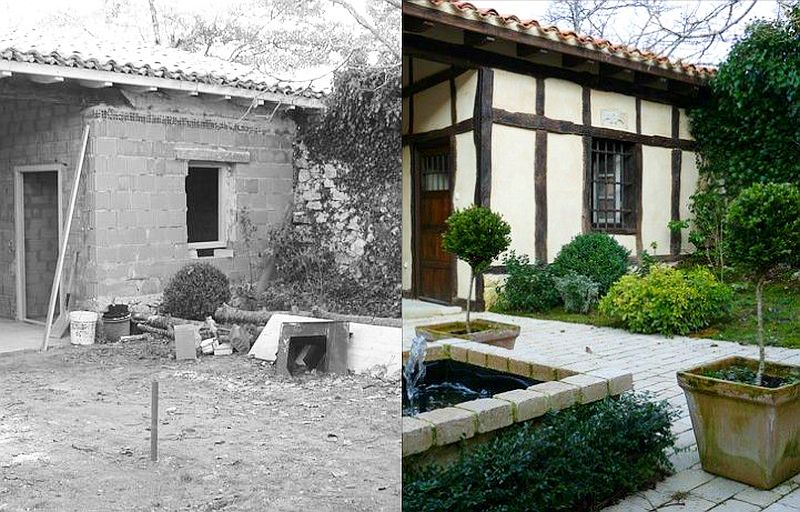 adelaparvu.com despre scoala veche de la tara transformata in casa rustica, designer Mikel Larrinaga, Foto ELMueble, Mikel Larrinaga (26)