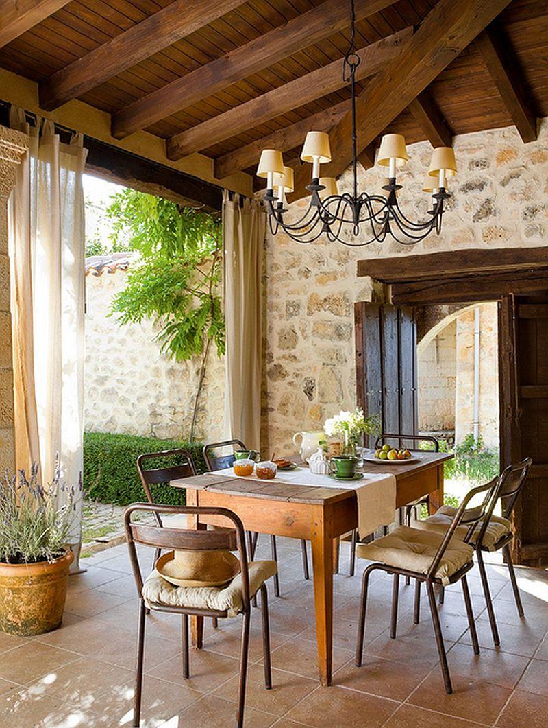 adelaparvu.com despre scoala veche de la tara transformata in casa rustica, designer Mikel Larrinaga, Foto ELMueble, Mikel Larrinaga (6)