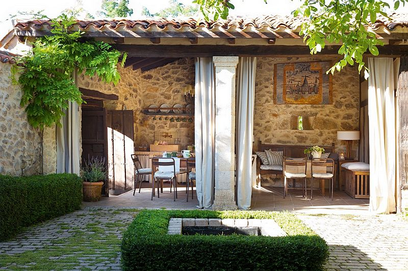 adelaparvu.com despre scoala veche de la tara transformata in casa rustica, designer Mikel Larrinaga, Foto ELMueble, Mikel Larrinaga (9)