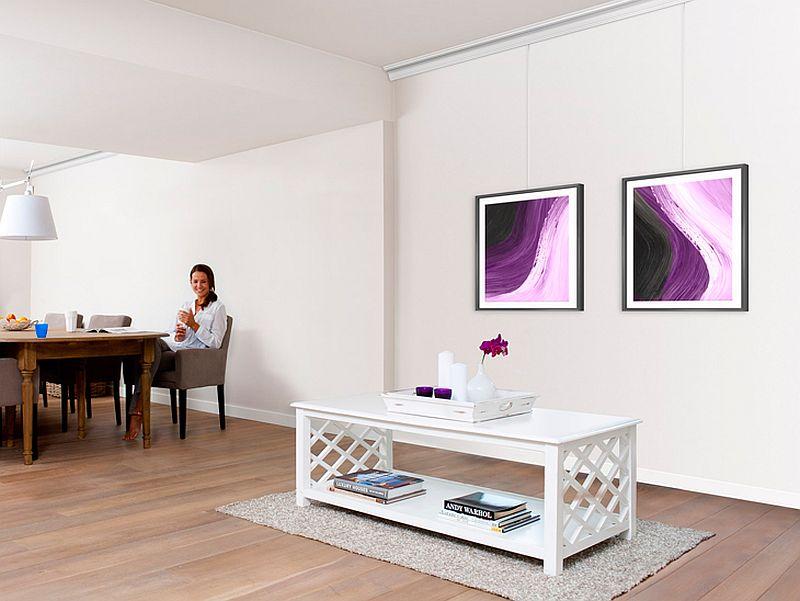adelaparvu.com despre simeze, sisteme de agatat tablouri, baghete pentru tablouri (7)