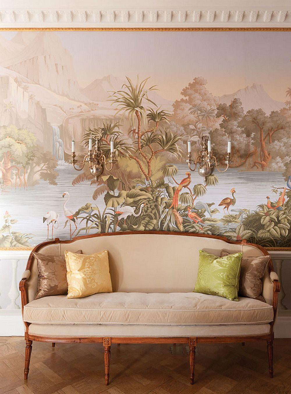adelaparvu.com despre tapete pictate manual, tapete de matase brodate manual, Foto Yrmural Studio (19)