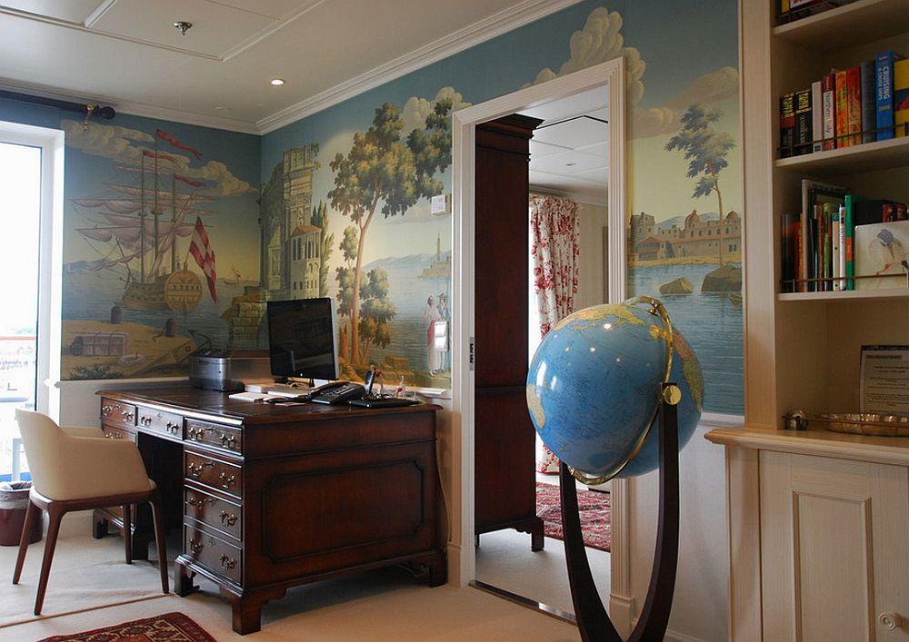 adelaparvu.com despre tapete pictate manual, tapete de matase brodate manual, Foto Yrmural Studio (21)
