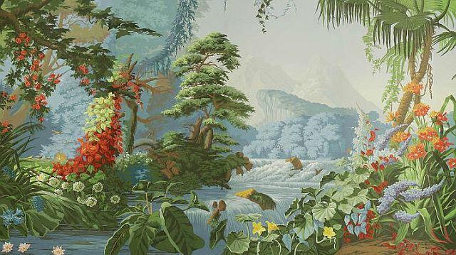 adelaparvu.com despre tapete pictate manual, tapete de matase brodate manual, Foto Yrmural Studio (31)