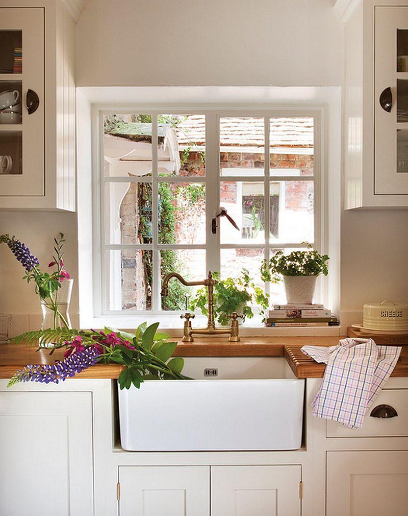 adelparvu.com despre casa colorata cu textile, casa Anglia in stil georgian, Foto ElMueble (10)