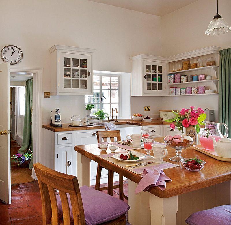 adelparvu.com despre casa colorata cu textile, casa Anglia in stil georgian, Foto ElMueble (11)