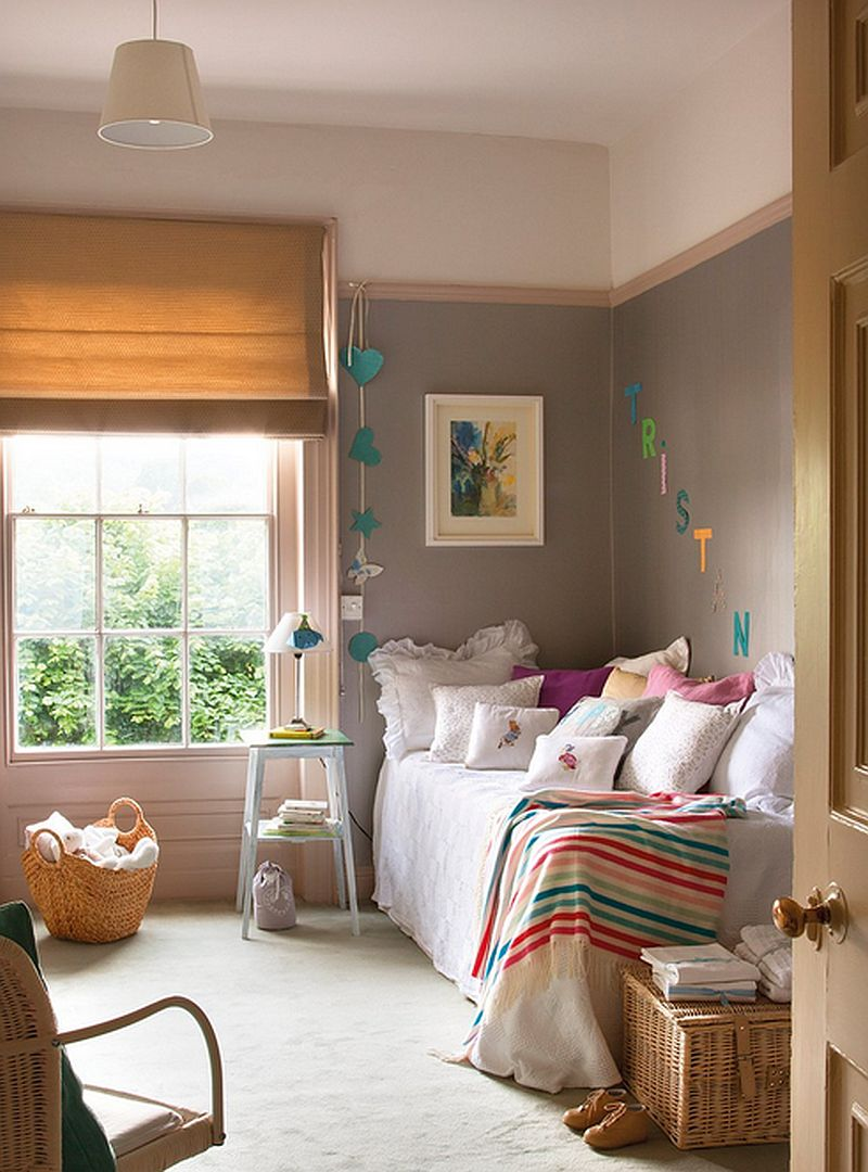 adelparvu.com despre casa colorata cu textile, casa Anglia in stil georgian, Foto ElMueble (12)