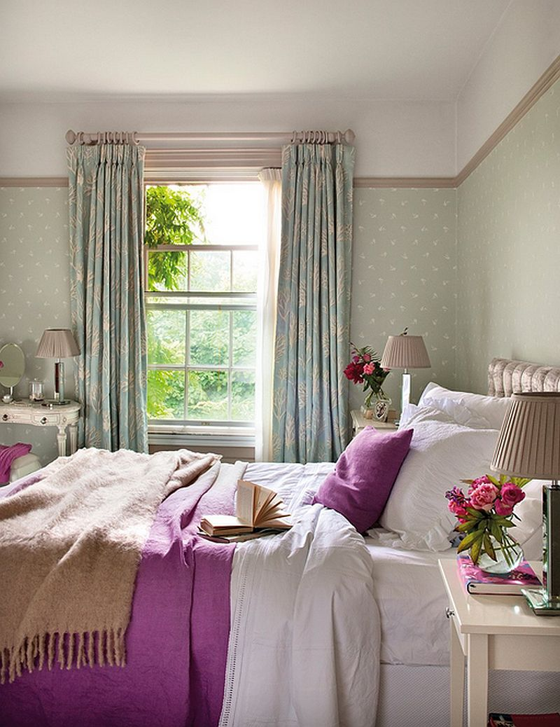 adelparvu.com despre casa colorata cu textile, casa Anglia in stil georgian, Foto ElMueble (13)