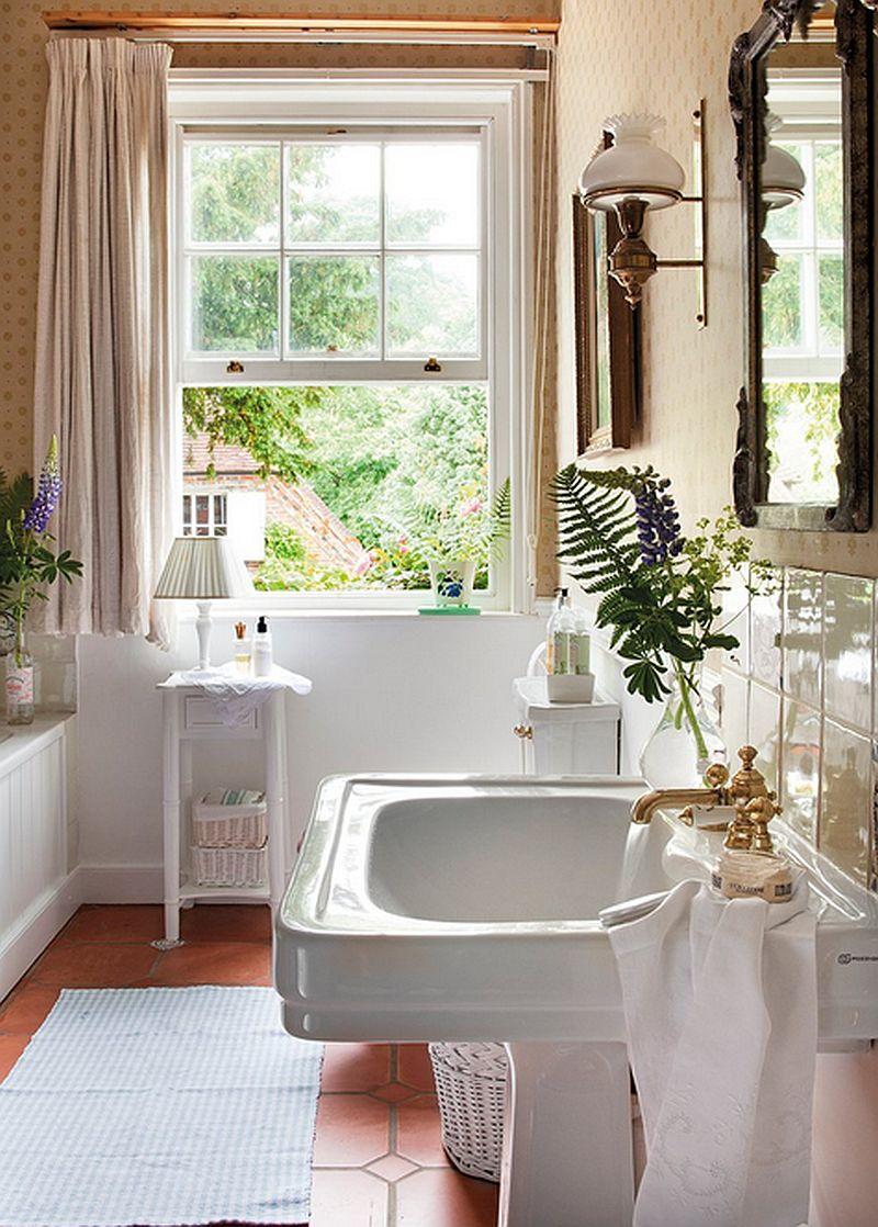adelparvu.com despre casa colorata cu textile, casa Anglia in stil georgian, Foto ElMueble (15)
