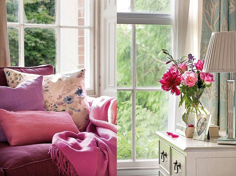 adelparvu.com despre casa colorata cu textile, casa Anglia in stil georgian, Foto ElMueble (17)