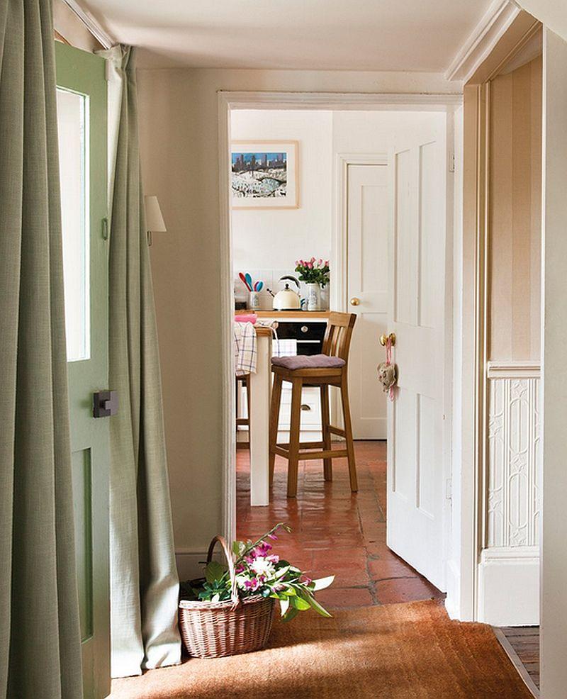 adelparvu.com despre casa colorata cu textile, casa Anglia in stil georgian, Foto ElMueble (3)