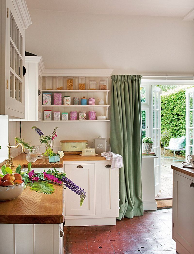 adelparvu.com despre casa colorata cu textile, casa Anglia in stil georgian, Foto ElMueble (8)