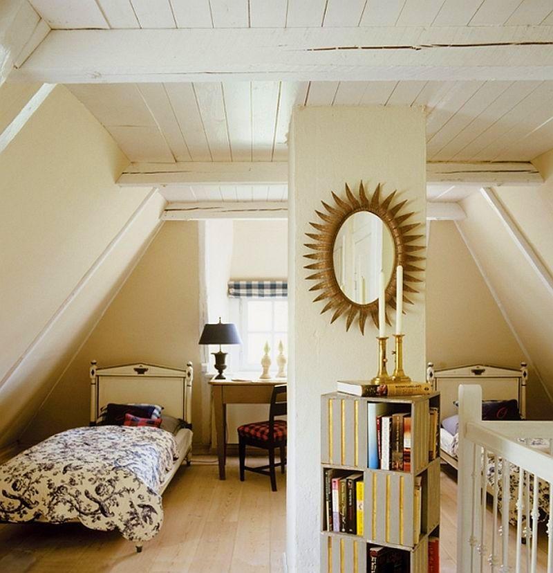 adelaparvu.com casa rustica cu acoperis din stuf, casa Germania, designer Monique Waque, Foto Andreas von Einsiedel (11)