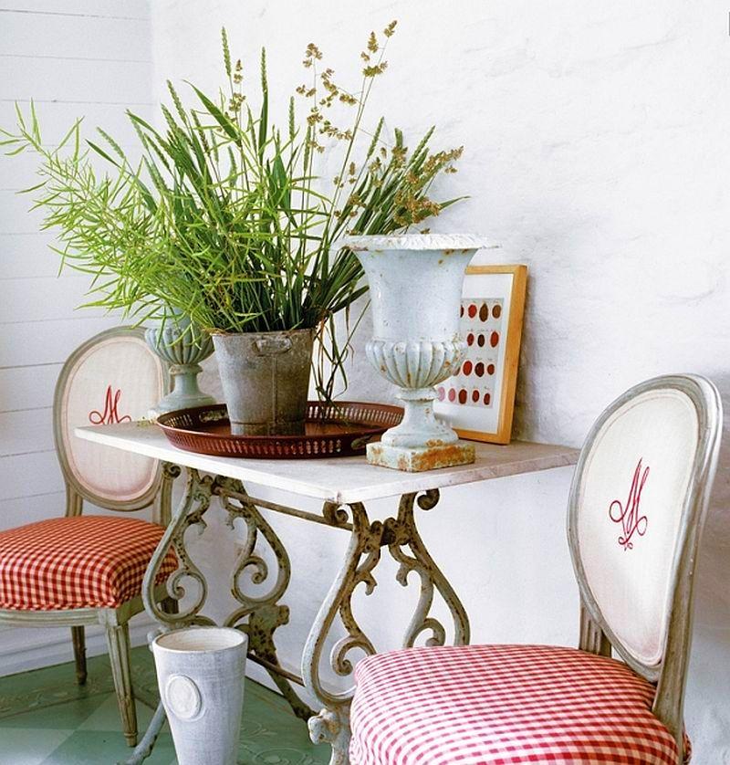 adelaparvu.com casa rustica cu acoperis din stuf, casa Germania, designer Monique Waque, Foto Andreas von Einsiedel (12)